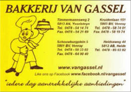 Advertentie VanGassel 19-03