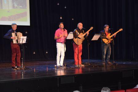 Optreden Trennesetters in Schouwburg-Venray