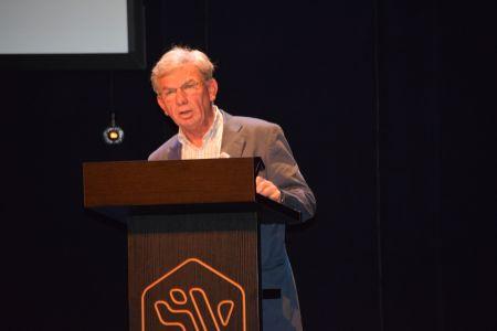 Henk Raedts - voorzitter Centrale van Ouderenverenigingen